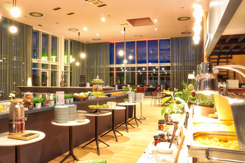 1st floor - Frühstücksbuffet